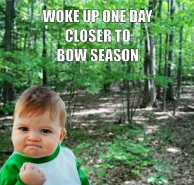 Bow Season Getting Closer