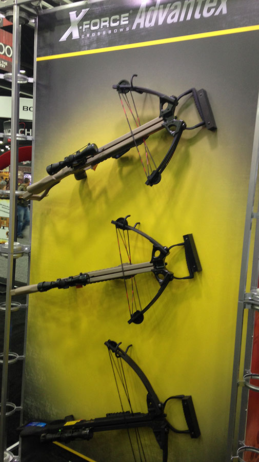New Carbon Express Crossbows at the 2016 ATA Show