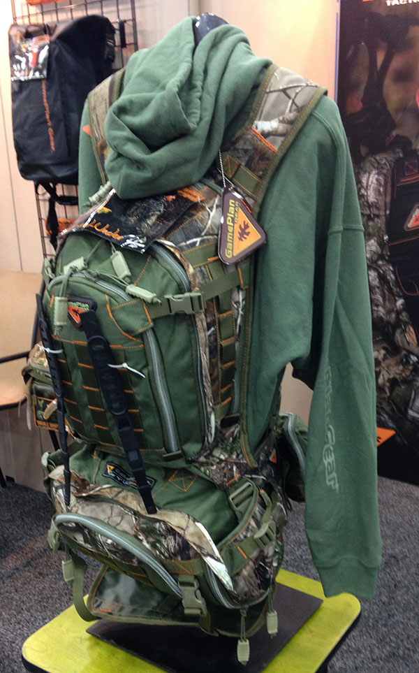 New GamePlan Over Under at the 2016 ATA Show