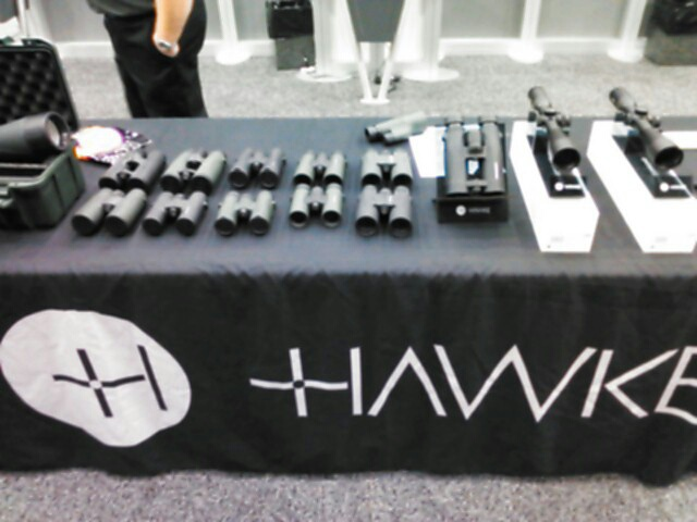 New products from Hawke at the 2016 ATA Show.