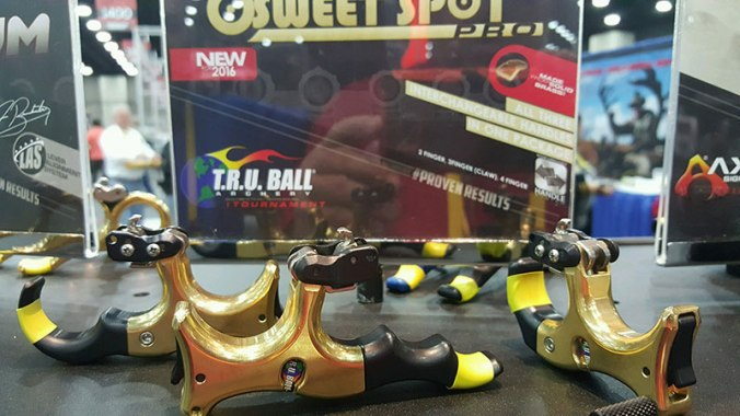 The new Sweet Spot Pro from Tru Ball