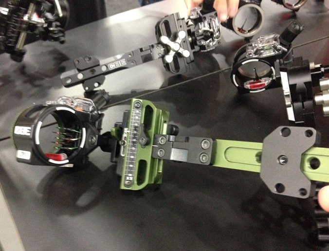 The new CBE Tek Hybrid Pro at the 2016 ATA Show.